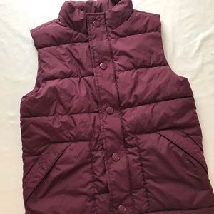 🍂🍁 Gymboree Puffer Vest Zip And Snap 🍁🍂